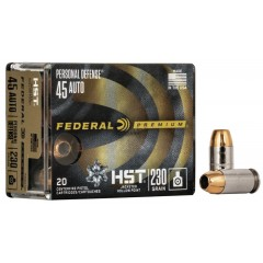Бойни Патрони Federal HST 45AUTO 230gr
