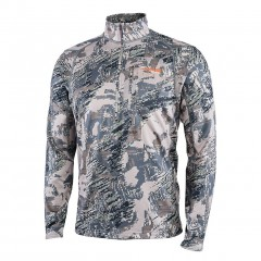 SITKA CORE MID WT ZIP-T OPTIFADE OPEN COUNTRY