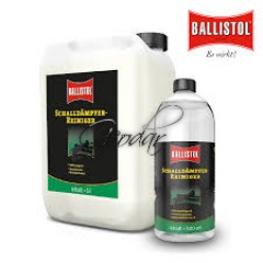 Препарат за почистване на супресор BALLISTOL silencer cleaner 500ml