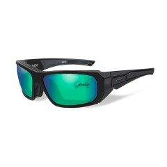 Очила Wiley X ENZO Polarized Emerald Mirror
