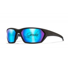 Очила Wiley X IGNITE Polarized Blue Mirror Matte Black Frame