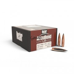 Куршуми Nosler 7mm 150gr AccuBond® LR Bullet (100ct)