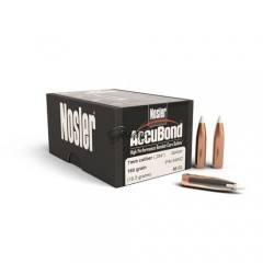 Куршуми Nosler 7mm 160gr AccuBond® Bullet (50ct)
