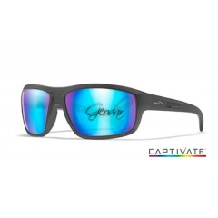 Очила WIley X CONTEND Captivate Blue Mirror Matte Graphite Frame