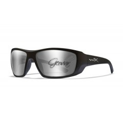 Очила WIley X KOBE Smoke Grey Sliver Flash Matte Black Frame